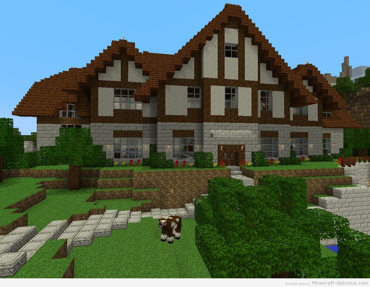 Big Houses Images