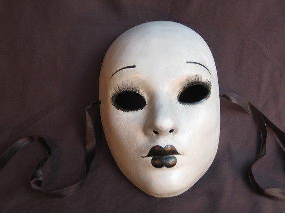 Broken Doll Full Face Mask 5  Steampunk Ideas in 2019