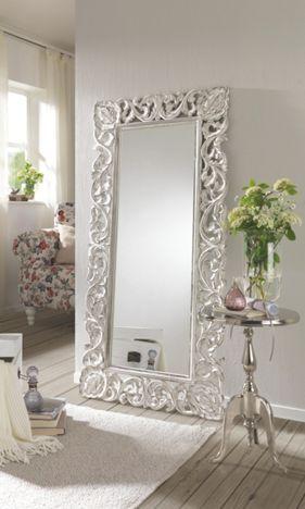 AMBIA HOME Spiegel mit antikem Rahmen - dekoriert Ihren Raum dank - bad spiegel high tech produkt badezimmer