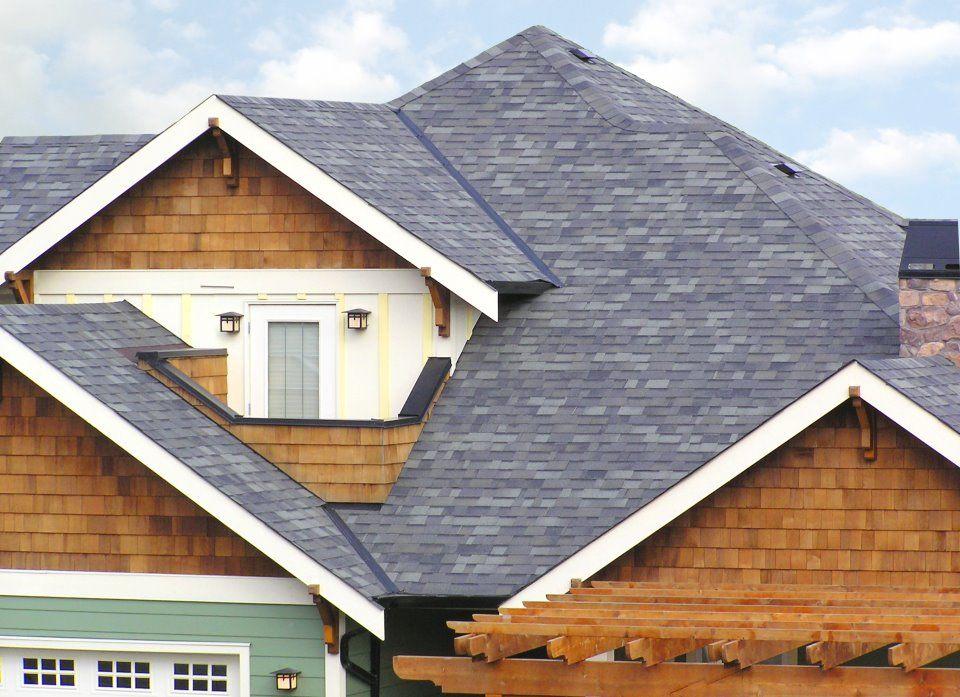 Best Malarkey Laminate Storm Grey House Exterior Roof 400 x 300