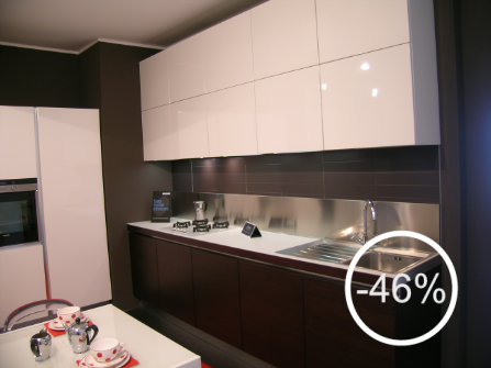 cucina ernestomeda one outlet | outlet cucine Ernestomeda ...