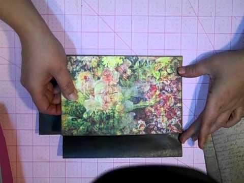 Paperbag Mini Album Series