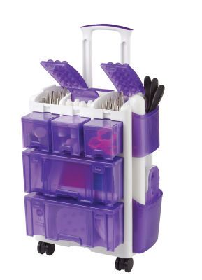 Ultimate Rolling Caddy Sold At Michaels Decorating Tools Cake Decorating Supplies Wilton Cake Decorating