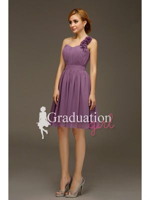 Purple Simple Dresses
