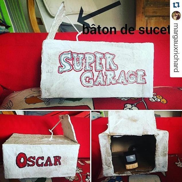 sebiobelgiumBravo pour ce recyclage ! #MonColisSebio  #Repost @margauxrichard with @repostapp ・・・ Recyclage d'emballage! Activité du dimanche matin ! #moncolissebio #sebio #mamanlune #garage #voiture
