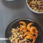Jerk Shrimp with Rice and Beans #jerkshrimp Jerk Shrimp with Rice and Beans - Megan vs Kitchen #jerkshrimp