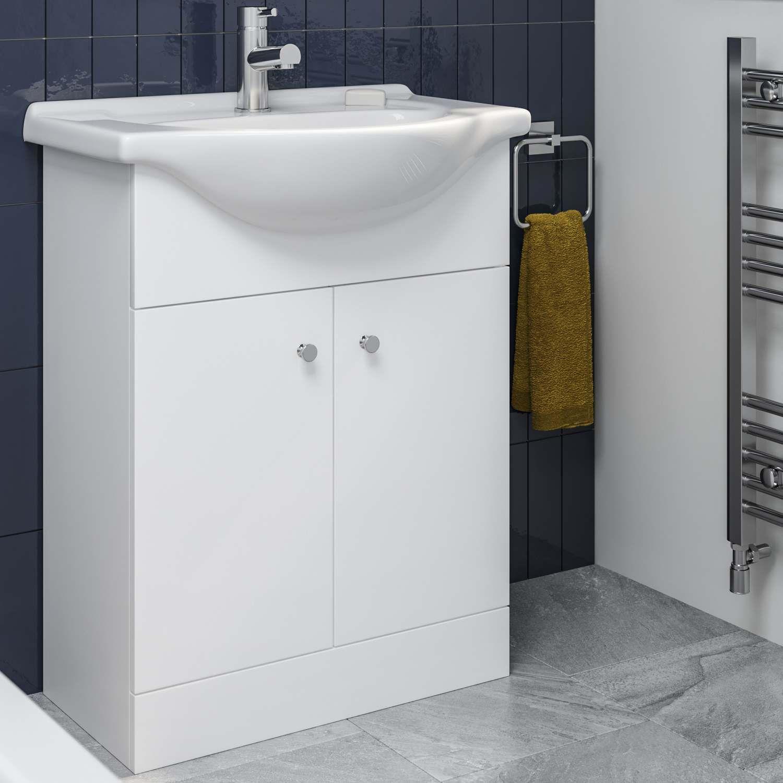 21+ Pictures of free standing bathroom vanities ideas