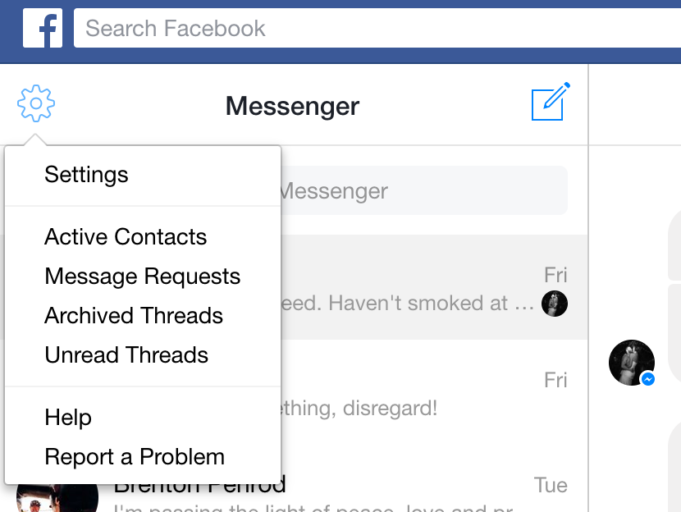 Here S How To Read Deleted Messages On Facebook Messenger In 2021 Facebook Messenger Self Awareness Messages