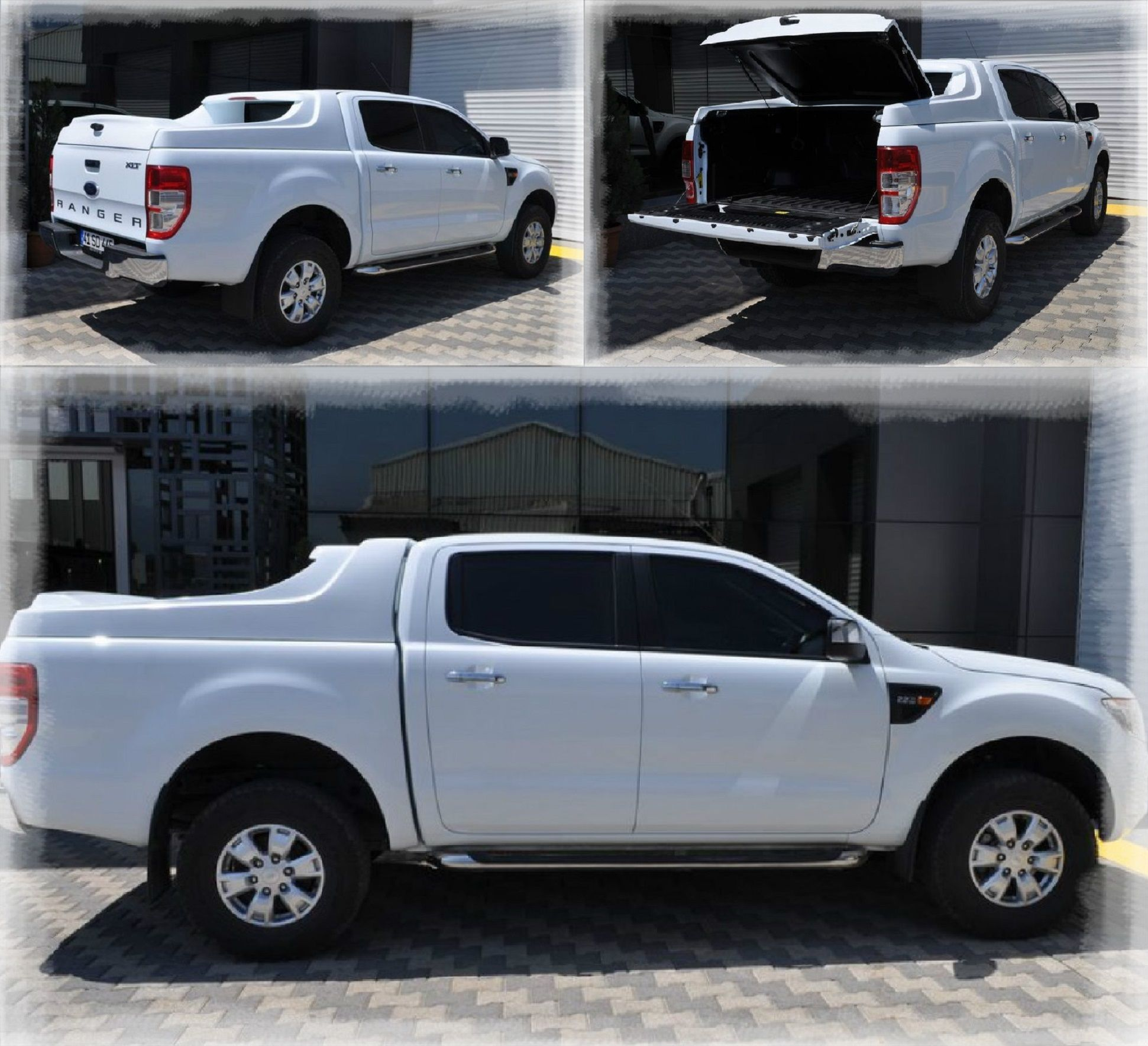 Ford Ranger XLT with FullBox Sport Lid Canopy - $950. //euroline4x4 & Ford Ranger XLT with FullBox Sport Lid Canopy - $950. http ...