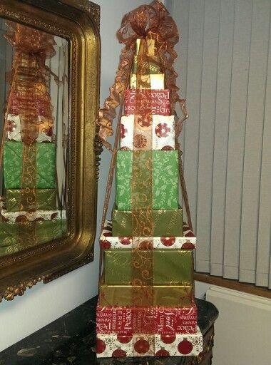 12 Days of Christmas Tower | Mary kay christmas, Mary kay holiday, Christmas tower
