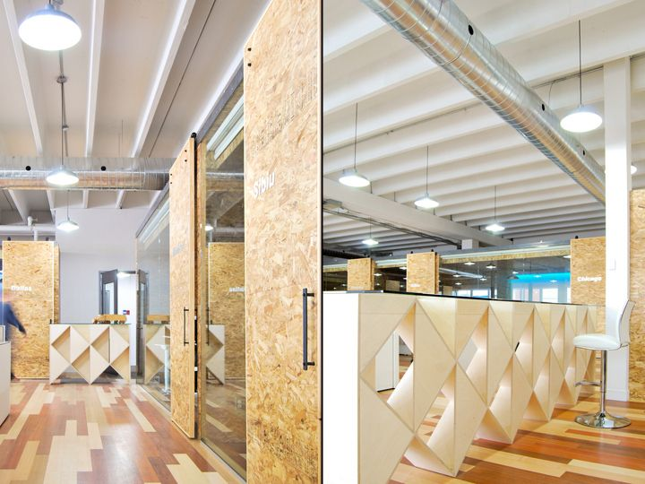 AT Office By Est Architecture Montreal Canada Retail Design Blog