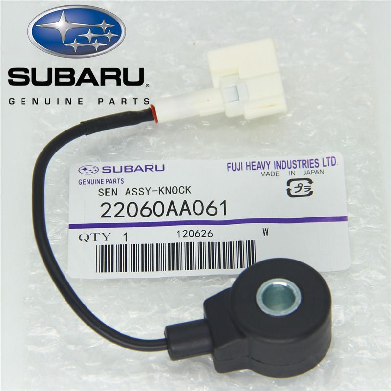 Sensor 22060AA061 SUBARU OEM 97-99 Legacy-Ignition Knock detonation