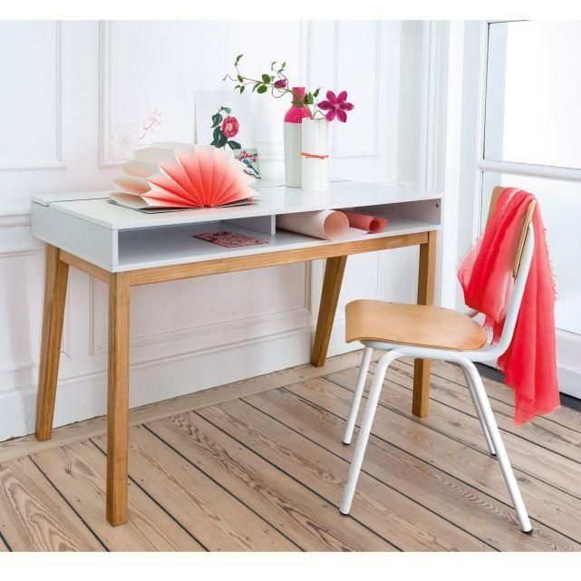 bureau, design contemporain, La Redoute