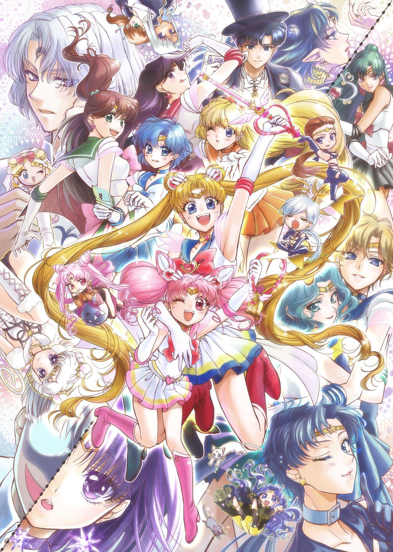 Sailor Moon S Review Sailor moon character, Sailor moon