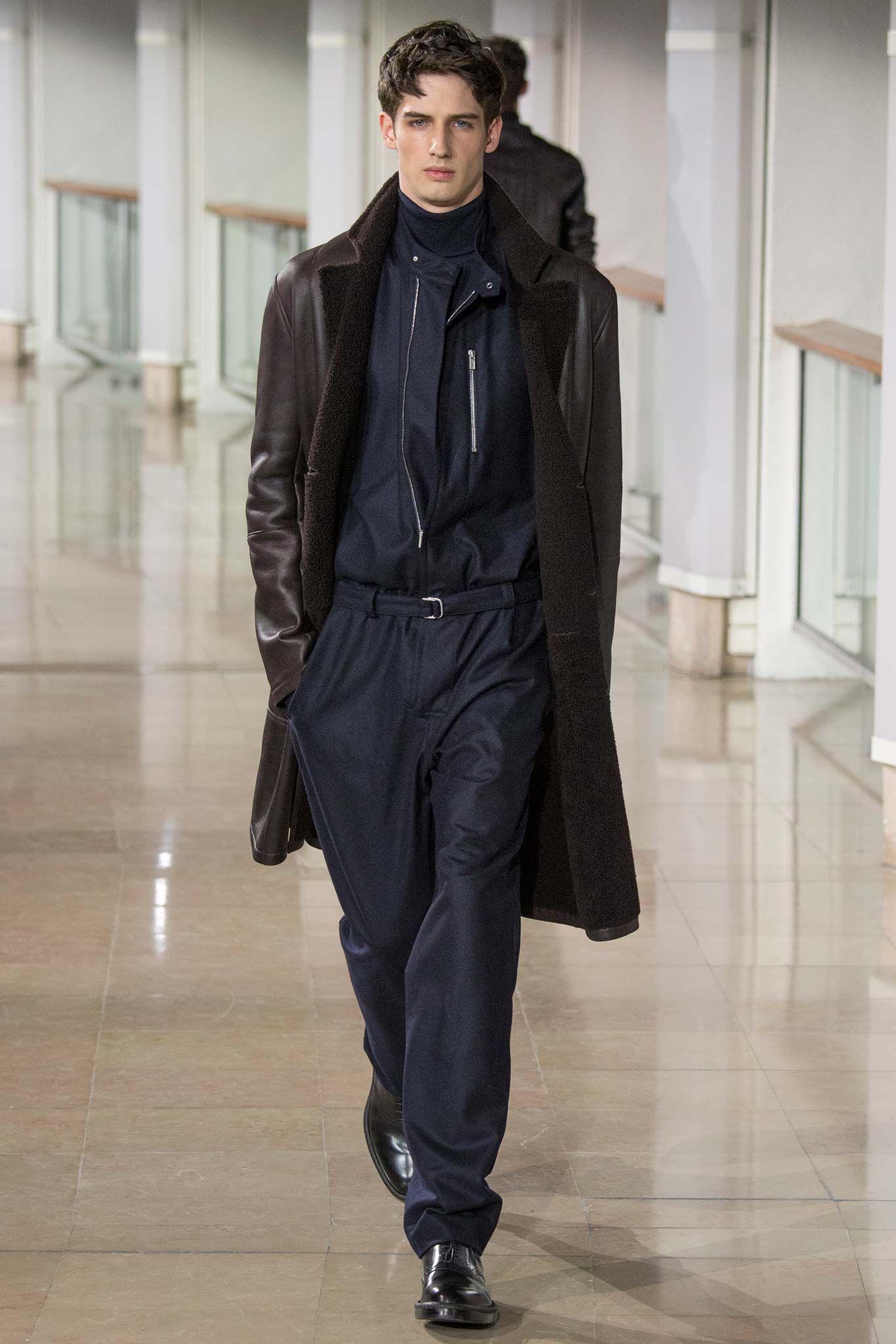 cb6fa90ecb New post on mens-fashion-inspiration. Hermès Fall 2015 Menswear - Collection  - Gallery - Style.com