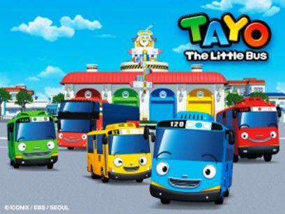 Tayo Little Bus Printable Buscar Con Google Pesta Ulang Tahun Ulang Tahun Kartun