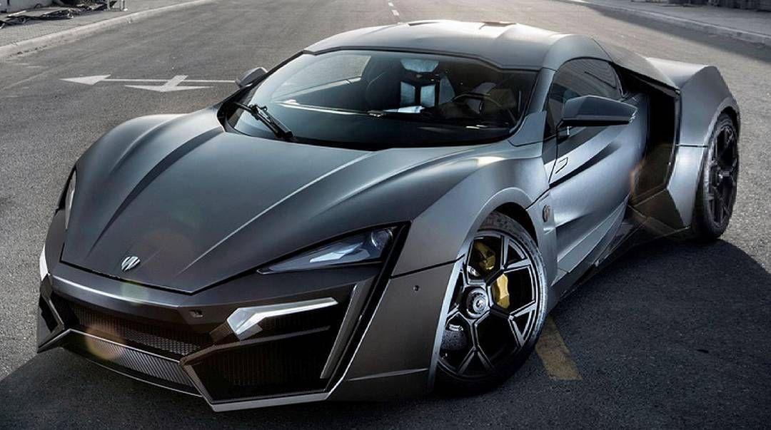 Curiosidades #Viernes Lykan Hypersport. Se trata del auto más caro