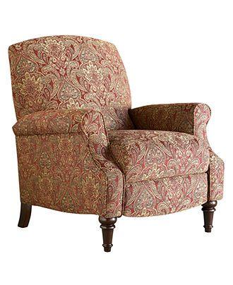 Chloe Recliner Chair High Leg Country Style - Recliners - furniture - Macyu0027srecliner  sc 1 st  Pinterest & Chloe Recliner Chair High Leg Country Style - Recliners ... islam-shia.org