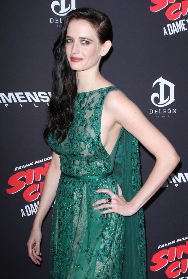 Eva Green Dress