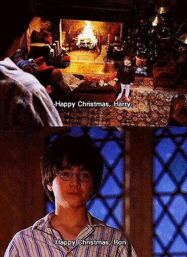 Harry Potter - Merry Christmas | Harry Potter | Pinterest | Harry ...