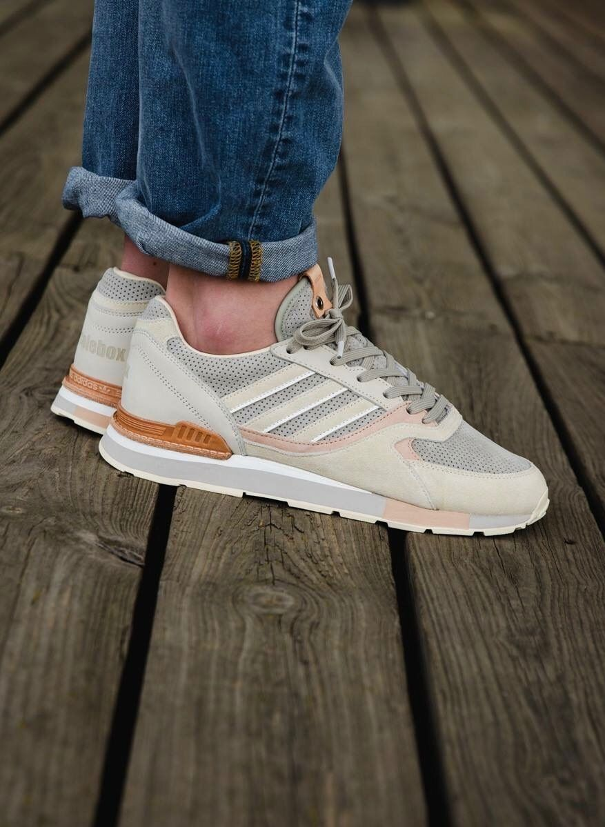 Solebox x adidas Consortium Quesence in 2019 | Adidas