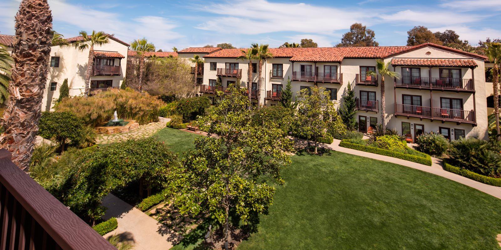 San Diego Luxury Resorts | La Jolla Resort | Estancia La Jolla Hotel