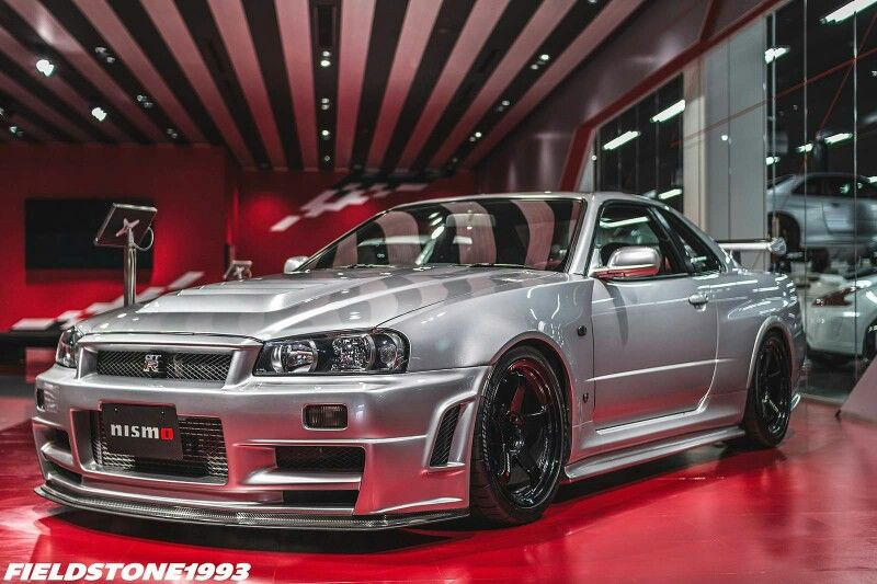 nissan gt r r34 nismo skyline gtr godzilla pinterest classe. Black Bedroom Furniture Sets. Home Design Ideas