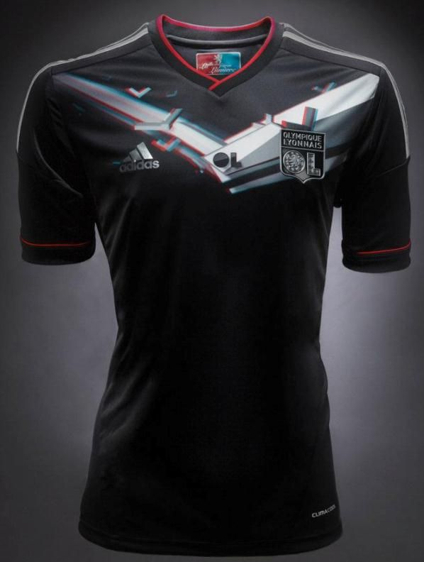 0e9f6657826 Olympique Lyon 3D Kit 2012-2013 | Fashion | Sport t shirt, Lyons ...