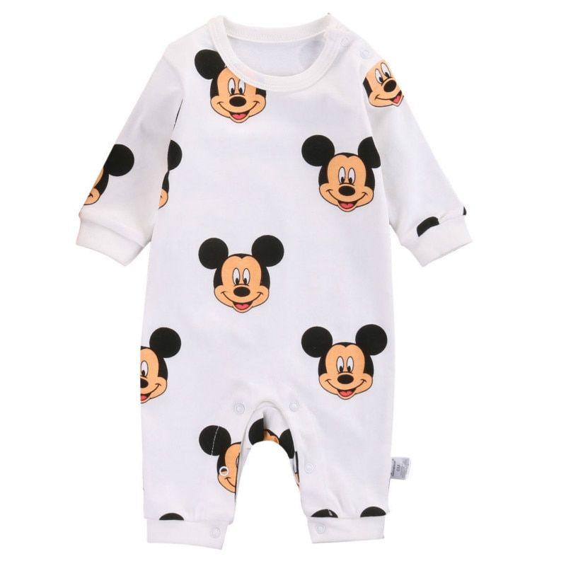 645a9c1e0cf5 Cartoon Lovely Autumn Toddler Baby Boy Girl Unisex Kids Full Sleeve ...
