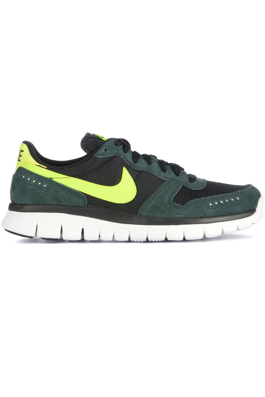 nike internationalist heren groen