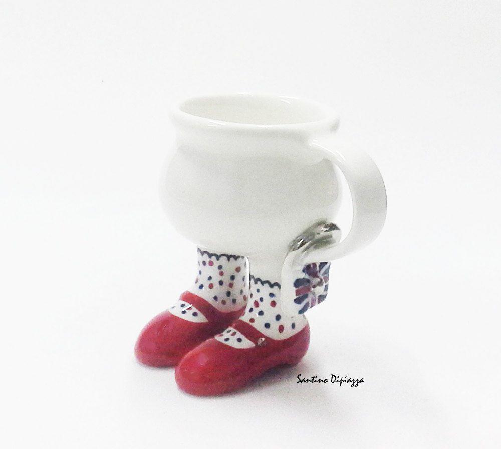 Tazze di caffè - Union Jack Espresso Cup - Tazzina - caffè espresso - Italian…