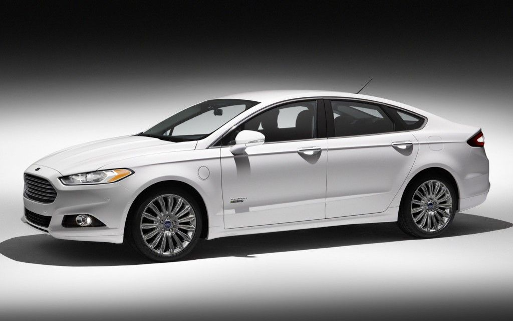 Ford Fusion Energi Gets Official 100 Mpge Rating From Epa Ford