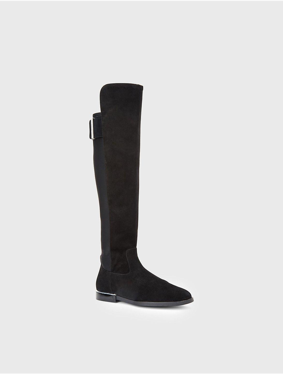 cdc3bb76207 Priya leather high boot