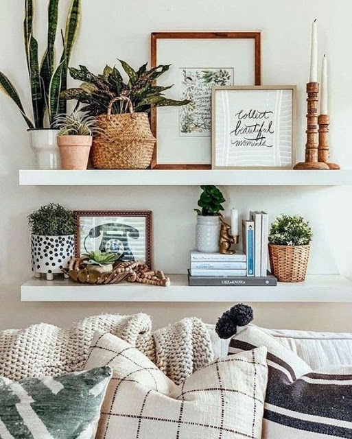 Living Room Shelves Decorations Ideas In 2020 Wall Decor Living Room Room Wall Decor Living Room Wall