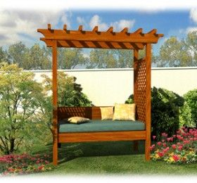Arbor Bench Plans Plus Special Offers How To Build An Arbor Bench From Year  Round Yard Upkeep And Planning To The Wonders Of Making Your Garden Grow  Your ...