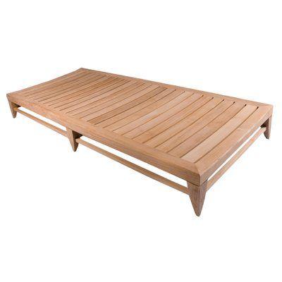 OASIQ Limited 1 Teak Picnic Bench | Teak garden bench ...
