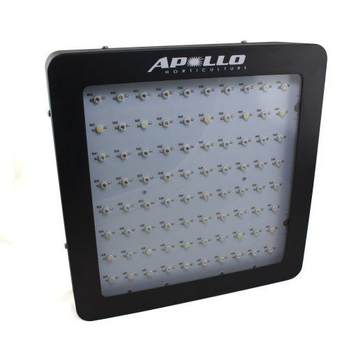 Apollo Horticulture Gl80x5led Full Spectrum 400w Led Grow Light For Indoor Plant Growin Led Grow Lights Grow Lights For Plants Growing Plants Indoors