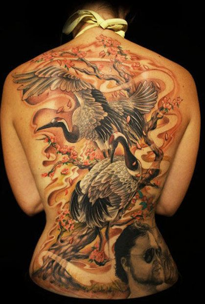 Tattoo Artist - Mario Hartmann - animal tattoo | www.worldtattoogallery.com