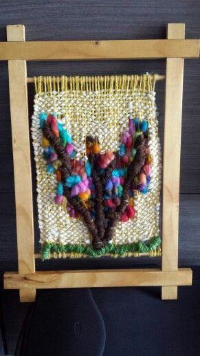 Resultado De Imagen Para Telar Decorativo Lana Oveja Arte Textil