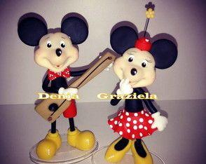 Topo Mickey e Minnie