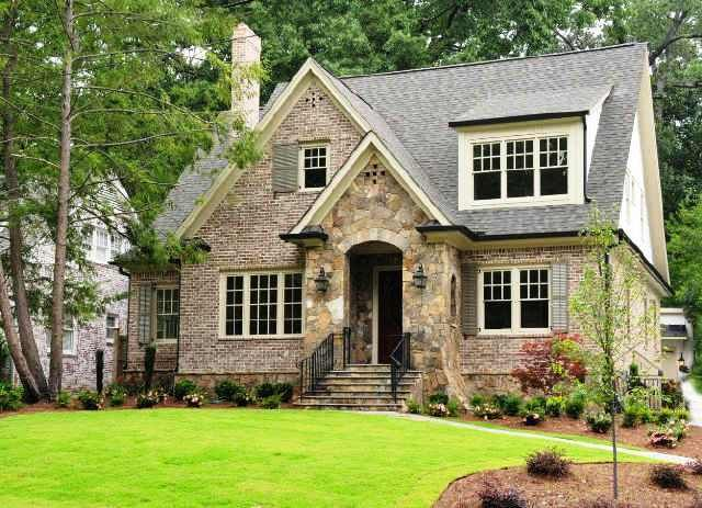Cottage Style Home Cottage Home Exterior Cottage House Exterior Cottage House Plans Cottage Exterior