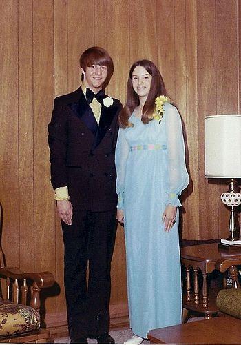 Prom Night 1971   Prom night, Prom and Skin tight