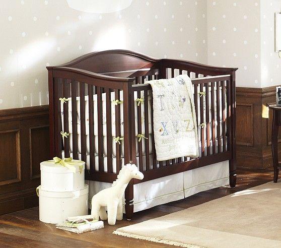 ABC Nursery Bedding Set | Pottery Barn Kids