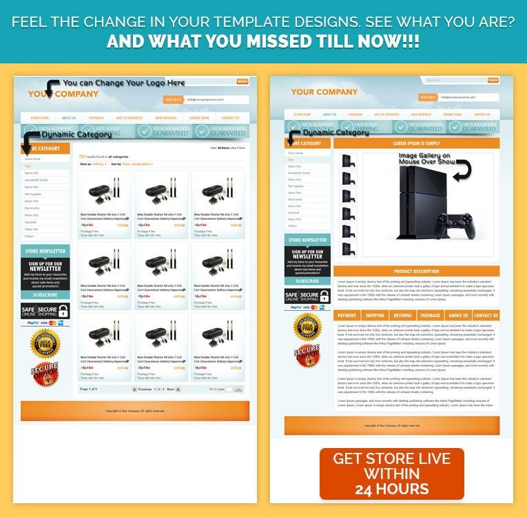 Get FULL PROFESSIONAL #EBAY #STORE, #TEMPLATE INSTALLATION #COMPUTER