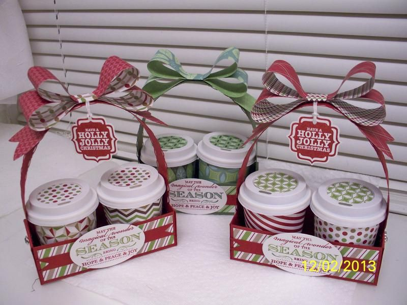 Mini Coffee Cups By D Daisy Cards And Paper Crafts At Splitcoaststampers