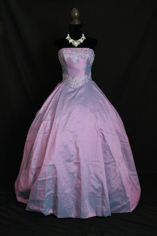 Once Upon A Time Snow White Inspired Lavender Purple Ball ...