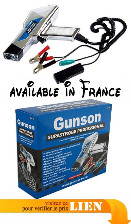Gunson G4123 Lampe Stroboscopique Professionnelle Automotive