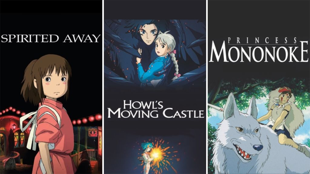 Hbo max acquires us streaming rights to studio ghibli