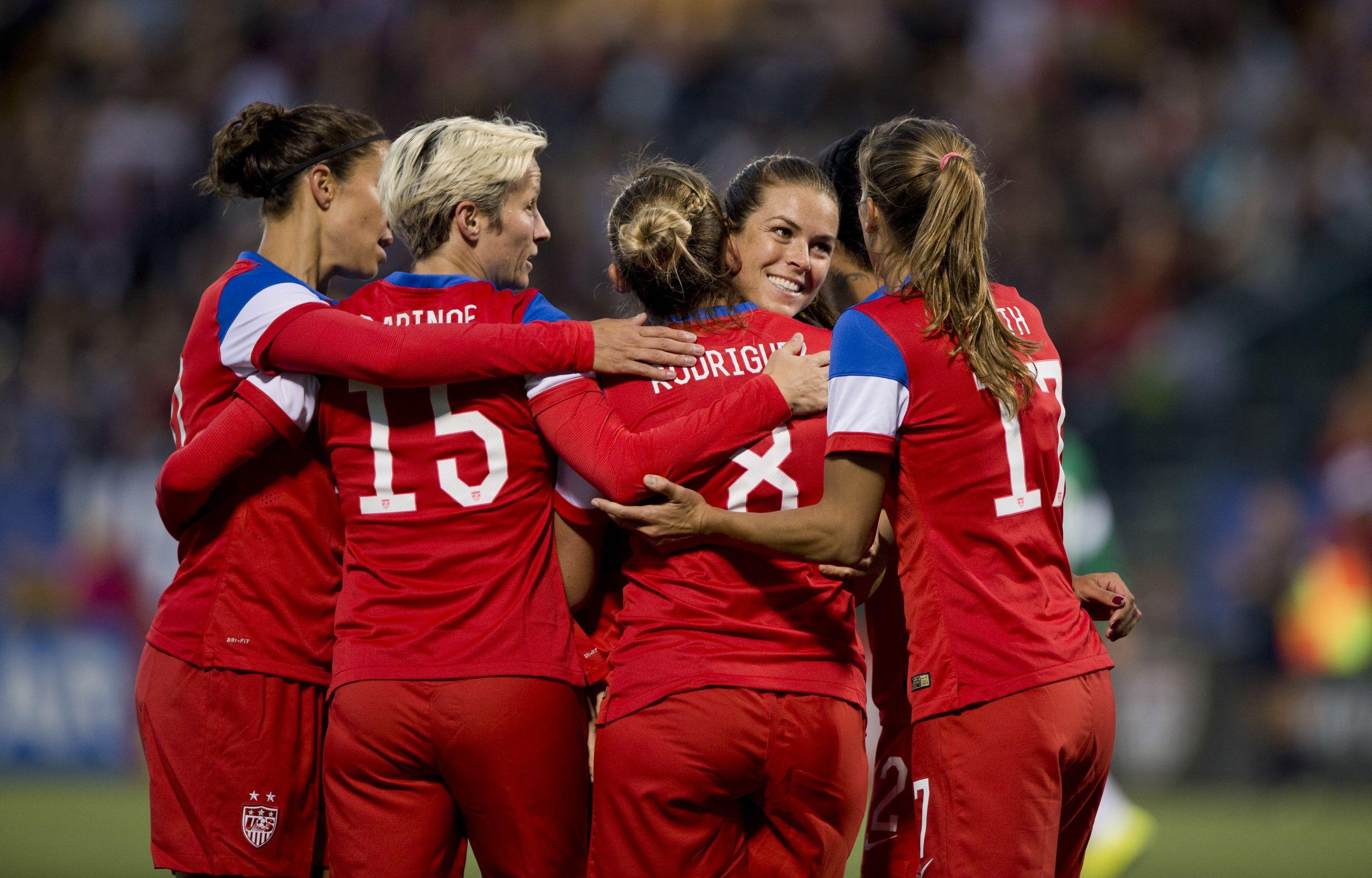 News Stories U S Soccer Official Website Usa Soccer Women Women S Soccer Team Womens Soccer