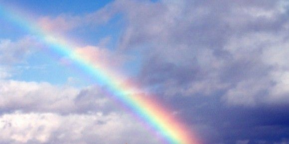 Rainbows In The Clouds Rainbow In The Clouds Twitter Headers